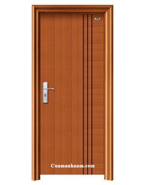 Cửa thép vân gỗ MB6063 M1