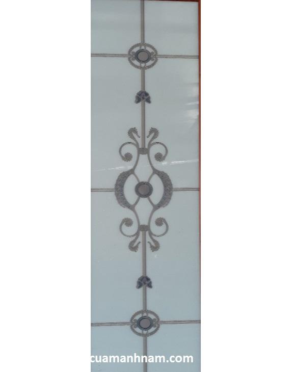 kính hoa văn mẫu 03