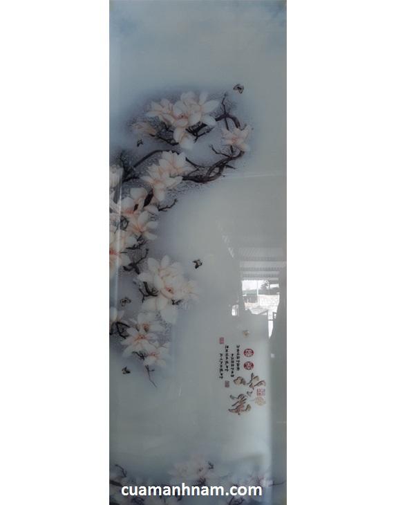 kính hoa văn mẫu 05